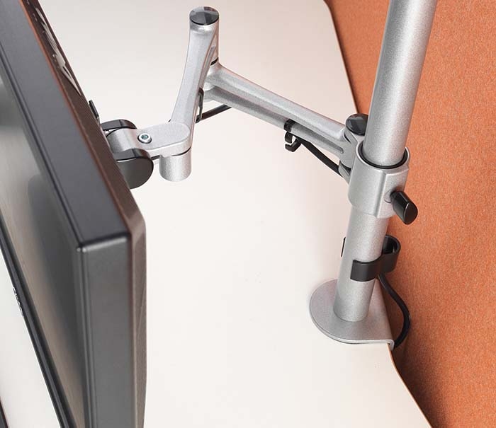 office furniture accessories monitor arms 2