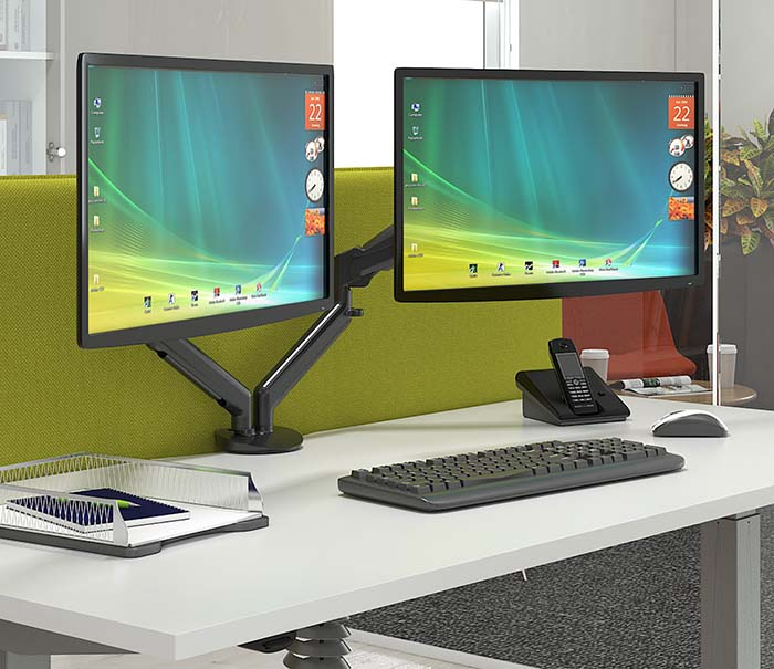 office furniture accessories monitor arms 3
