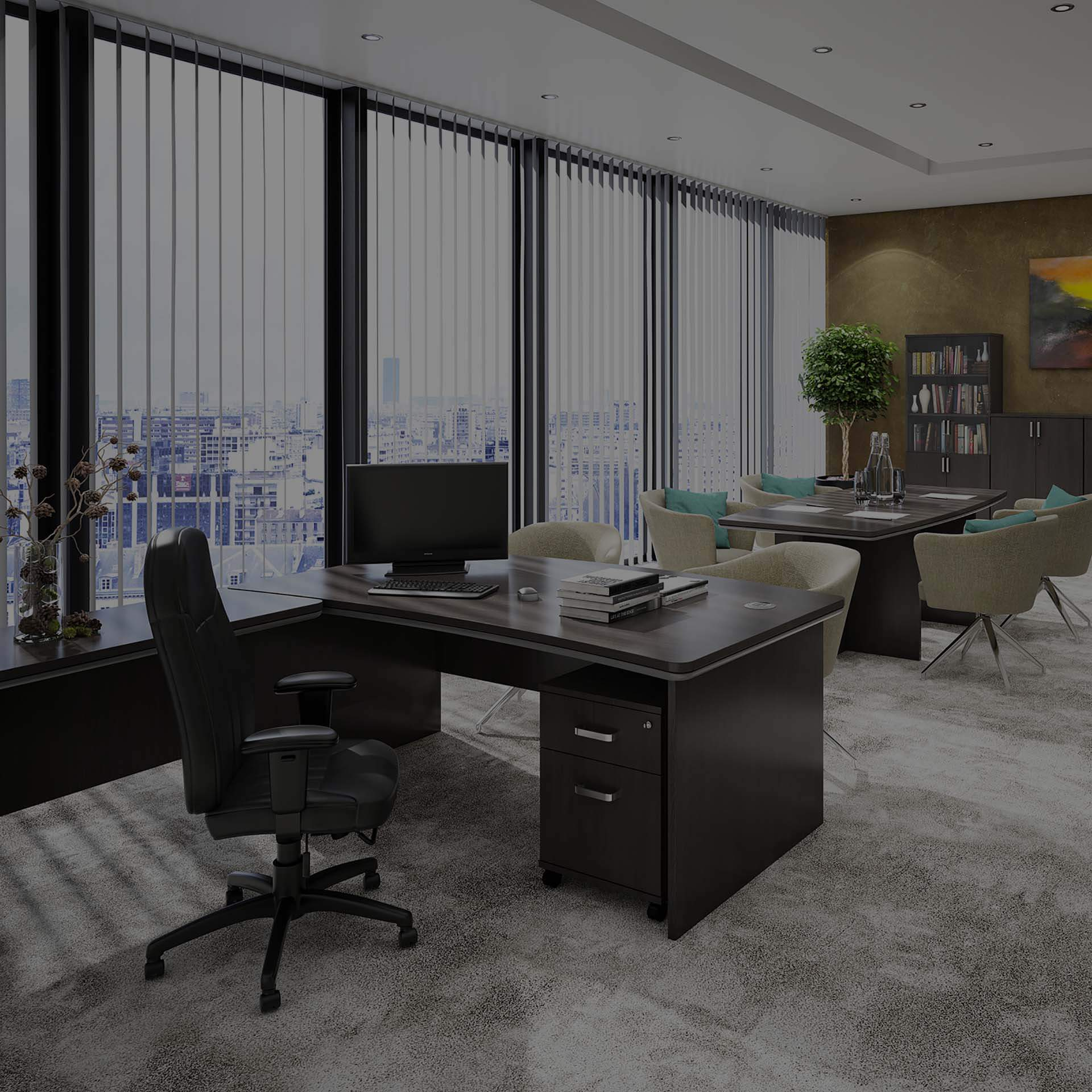 office furniture Liverpool 4