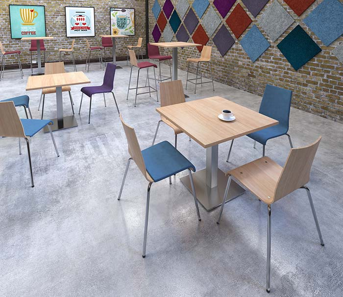 office furniture cafe dining tables 2