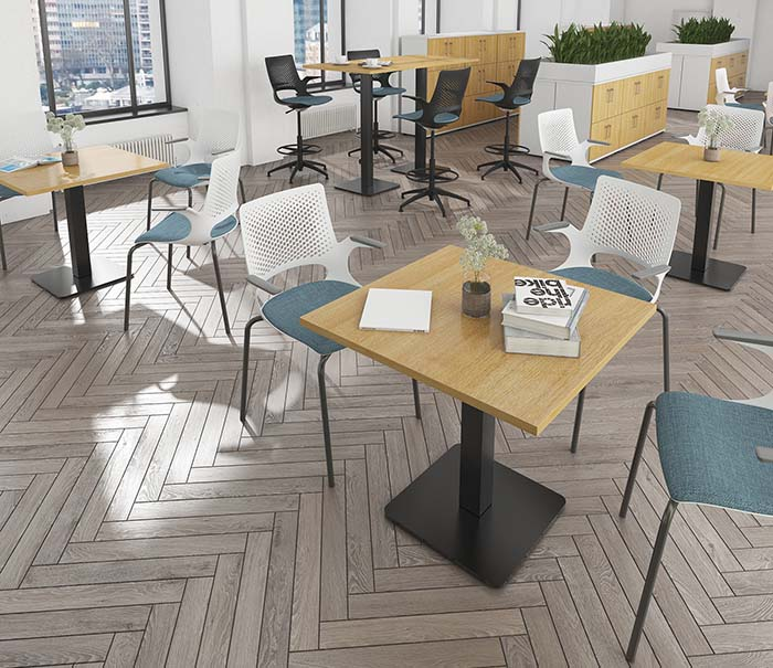 office furniture cafe dining tables 3