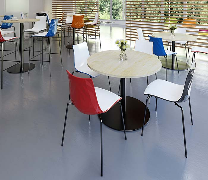 office furniture cafe dining tables 7