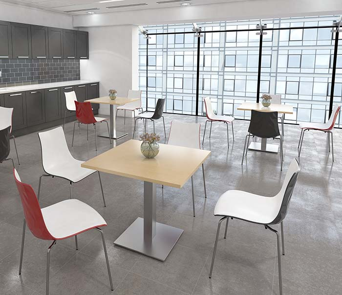 office furniture cafe dining tables